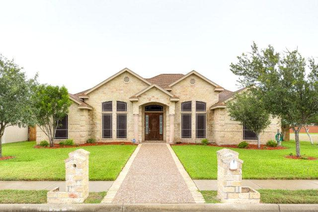 216 Hunter's Ridge, San Benito, TX 78586 (MLS #209460) :: Jinks Realty