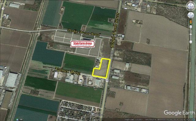 ---- N 10th Street, Hidalgo, TX 78557 (MLS #209489) :: Top Tier Real Estate Group