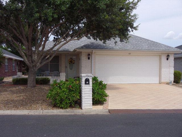 107 Saturn Street, Mission, TX 78572 (MLS #209600) :: The Ryan & Brian Real Estate Team