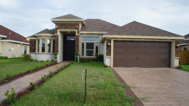 3502 Pecan Grove Drive, Weslaco, TX 78599 (MLS #209884) :: The Ryan & Brian Team of Experts Advisors