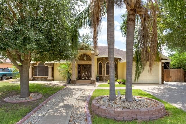 3708 Crisantema Street, Mission, TX 78503 (MLS #209912) :: The Ryan & Brian Team of Experts Advisors