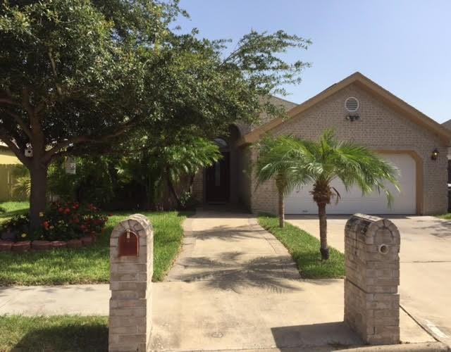 3305 Kingsborough Avenue, Mcallen, TX 78504 (MLS #209933) :: Jinks Realty