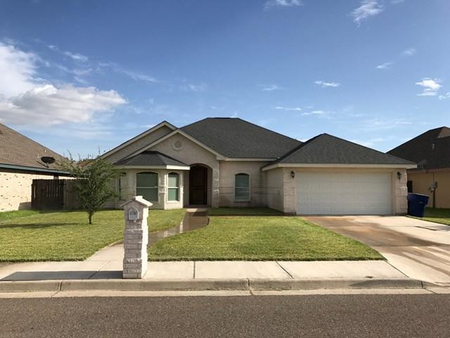 4501 Zinnia Street, Mcallen, TX 78504 (MLS #209938) :: Jinks Realty