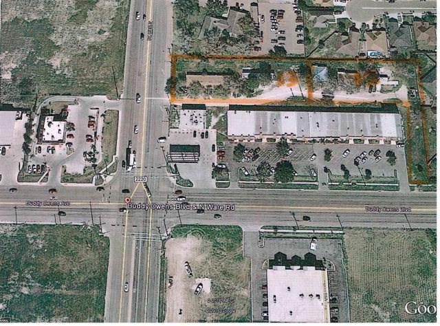 0 Buddy Owens Blvd, Mcallen, TX 78504 (MLS #210092) :: The Lucas Sanchez Real Estate Team