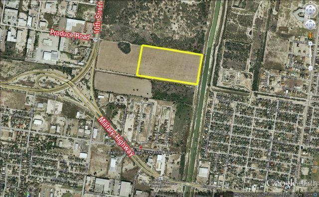 ---- Produce Road, Hidalgo, TX 78557 (MLS #210133) :: HSRGV Group