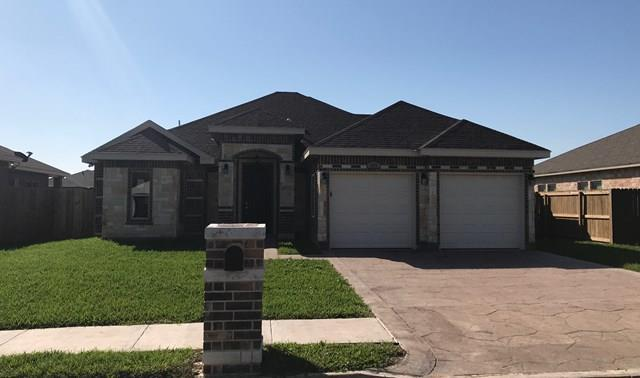 1035 Arroyo Circle, Mercedes, TX 78570 (MLS #210242) :: The Ryan & Brian Real Estate Team