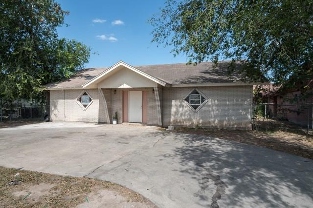 912 N 29th Street, Mcallen, TX 78501 (MLS #210724) :: Jinks Realty