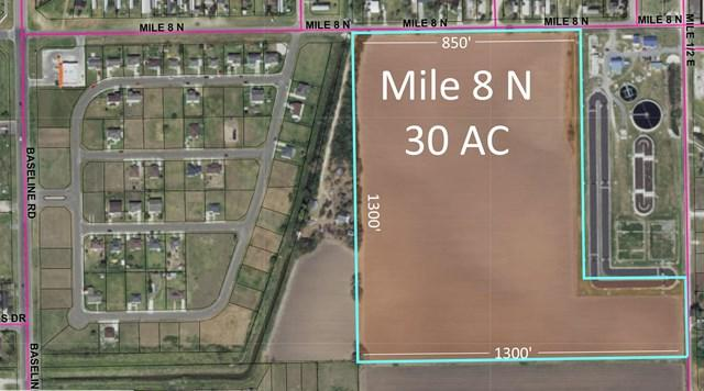 30 Ac W Mile 8 North, Mercedes, TX 78570 (MLS #210933) :: The Ryan & Brian Team of Experts Advisors