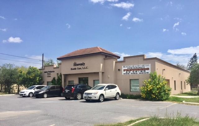 1400 W Expressway 83 Suite A, Penitas, TX 78576 (MLS #211165) :: Top Tier Real Estate Group