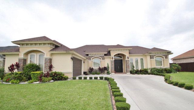 1421 Lobelia Street, Weslaco, TX 78599 (MLS #211280) :: Jinks Realty