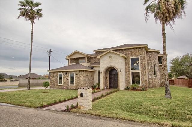 2401 Country Street, Edinburg, TX 78541 (MLS #211716) :: The Ryan & Brian Real Estate Team