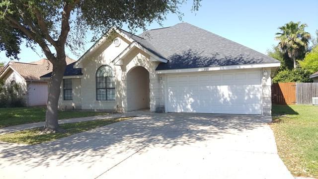3509 N 38th Street, Mcallen, TX 78501 (MLS #211803) :: Jinks Realty
