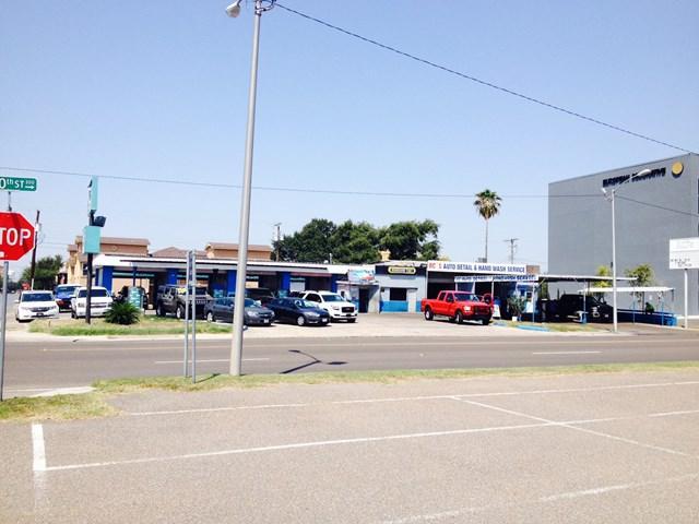 303 N 10th Street, Mcallen, TX 78501 (MLS #211866) :: Jinks Realty