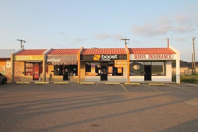 1412 E Pike Boulevard B,C, D, & E, Weslaco, TX 78596 (MLS #211881) :: Jinks Realty