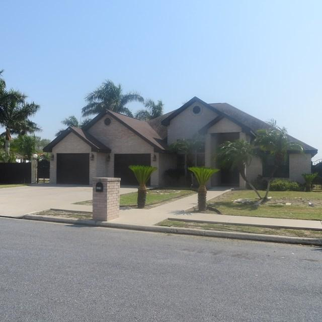 3318 Granada Street, Edinburg, TX 78542 (MLS #211941) :: Jinks Realty