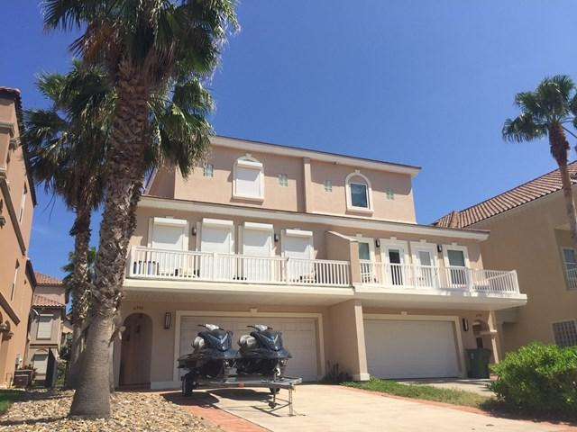 6506 Fountain Way, South Padre Island, TX 78597 (MLS #212003) :: Jinks Realty
