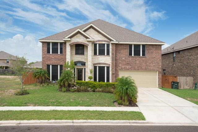 3712 E Santa Lucia, Mission, TX 78572 (MLS #212064) :: The Ryan & Brian Real Estate Team
