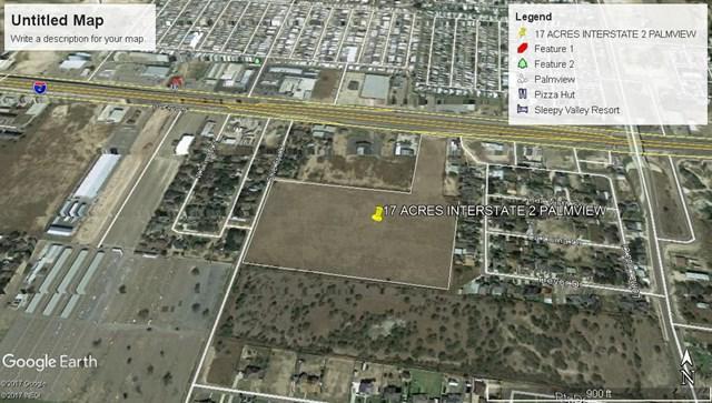 7000 W Expressway 83, Palmview, TX 78572 (MLS #212209) :: Jinks Realty