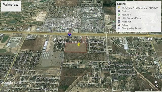 7000 W Expressway 83, Palmview, TX 78572 (MLS #212212) :: The Lucas Sanchez Real Estate Team