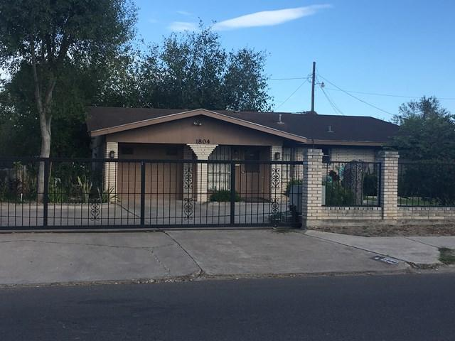 1804 N Holland Avenue, Mission, TX 78572 (MLS #212281) :: The Ryan & Brian Team of Experts Advisors