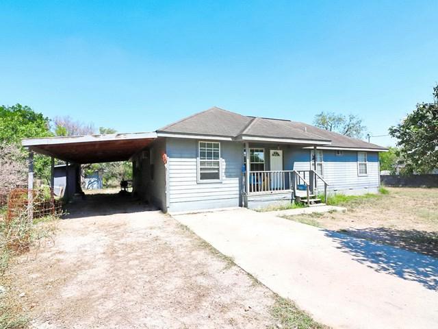 312 Heriberto Garza Street, Los Ebanos, TX 78565 (MLS #212291) :: The Lucas Sanchez Real Estate Team