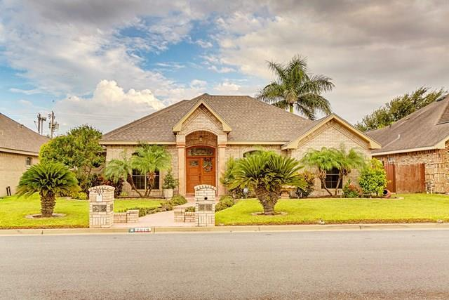 2813 Bluebird Avenue, Mcallen, TX 78504 (MLS #212314) :: The Ryan & Brian Team of Experts Advisors