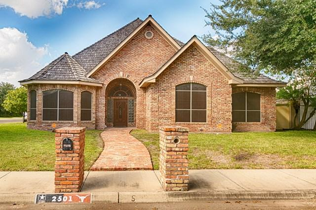 2501 Sequoia Drive, Mission, TX 78572 (MLS #212325) :: Jinks Realty