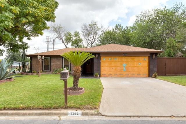 5912 N 29th Lane, Mcallen, TX 78504 (MLS #212330) :: Jinks Realty