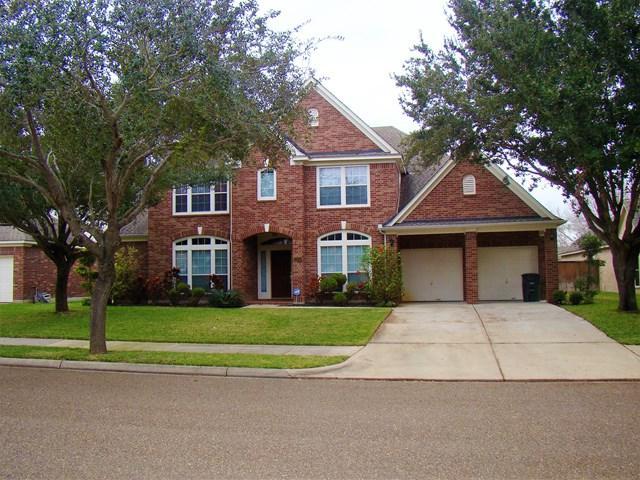 2806 Santa Olivia, Mission, TX 78572 (MLS #212496) :: Jinks Realty