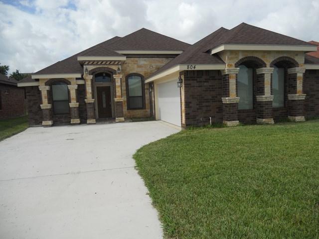 804 Samaria Street, Weslaco, TX 78596 (MLS #212671) :: Top Tier Real Estate Group
