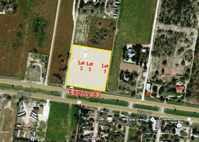 NW Expressway 83, Penitas, TX 78576 (MLS #212837) :: The Ryan & Brian Team of Experts Advisors