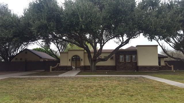 1213 Lindberg Street, Palmhurst, TX 78573 (MLS #212847) :: The Deldi Ortegon Group and Keller Williams Realty RGV