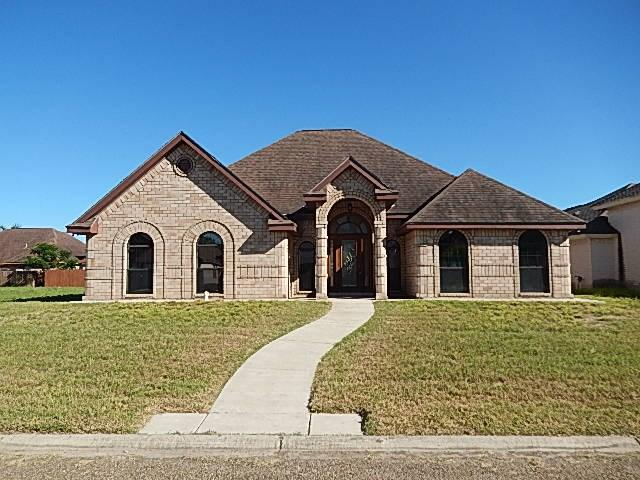 901 Delta Drive, Pharr, TX 78577 (MLS #213075) :: Jinks Realty