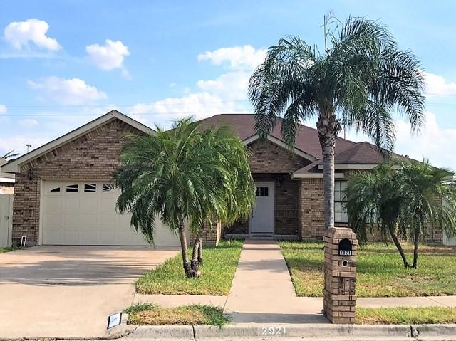 2921 W Iris Avenue, Mcallen, TX 78501 (MLS #213109) :: Top Tier Real Estate Group