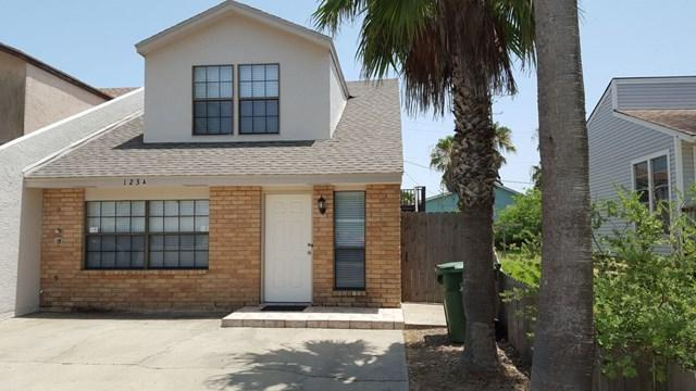 123A E Atol Street, South Padre Island, TX 78597 (MLS #213121) :: Top Tier Real Estate Group