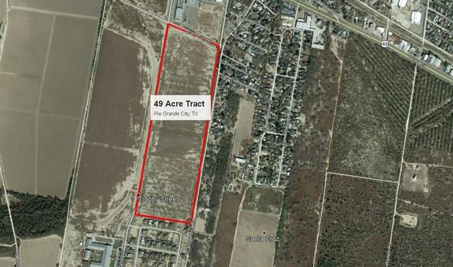TBD Trophy Street, Rio Grande City, TX 78582 (MLS #213145) :: Jinks Realty