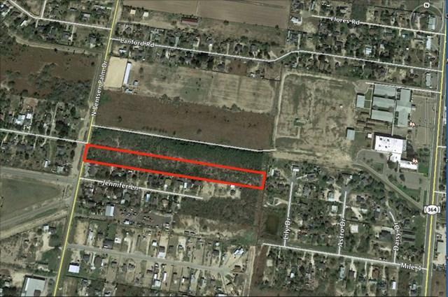 00 N Bentsen Palm Drive, Mission, TX 78572 (MLS #213436) :: The Lucas Sanchez Real Estate Team