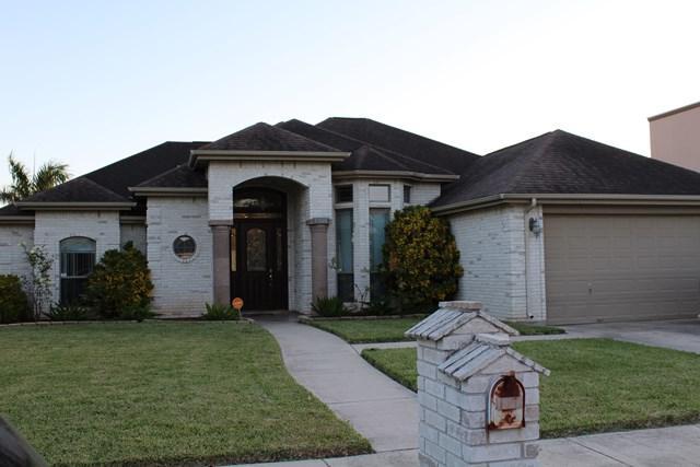 1906 Jonathon Drive, Mission, TX 78572 (MLS #213539) :: Jinks Realty