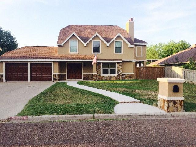 709 Las Brisas Drive, Mission, TX 78572 (MLS #213653) :: Jinks Realty