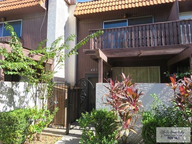 401 Boca Chica Blvd #405, Brownsville, TX 78520 (MLS #214016) :: Top Tier Real Estate Group