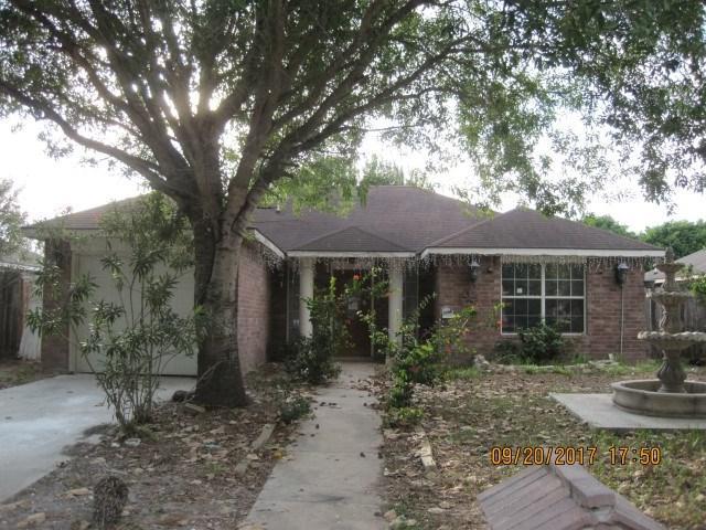 410 31st Street, Hidalgo, TX 78558 (MLS #214067) :: Jinks Realty