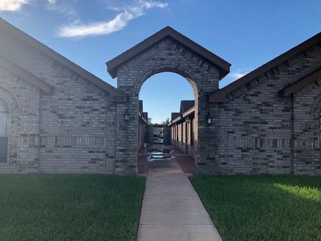 1804 Juniper Avenue Apt. C, Pharr, TX 78577 (MLS #214068) :: The Deldi Ortegon Group and Keller Williams Realty RGV