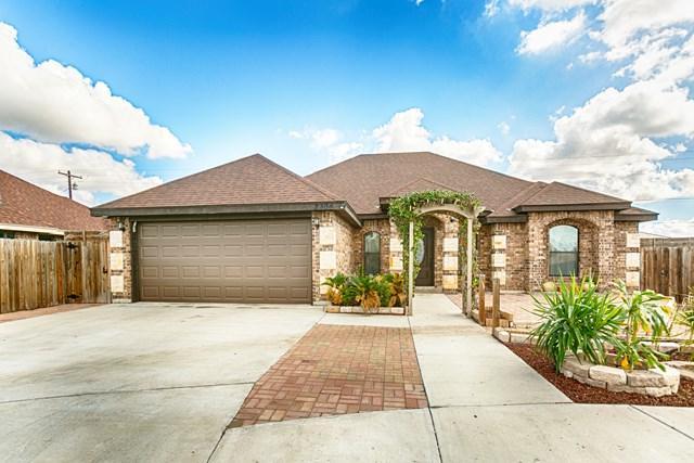 2304 Carnation Lane, Pharr, TX 78577 (MLS #214085) :: Jinks Realty