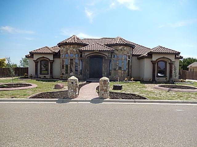 2412 Eastern Palm Drive, Rio Grande City, TX 78582 (MLS #214112) :: Jinks Realty