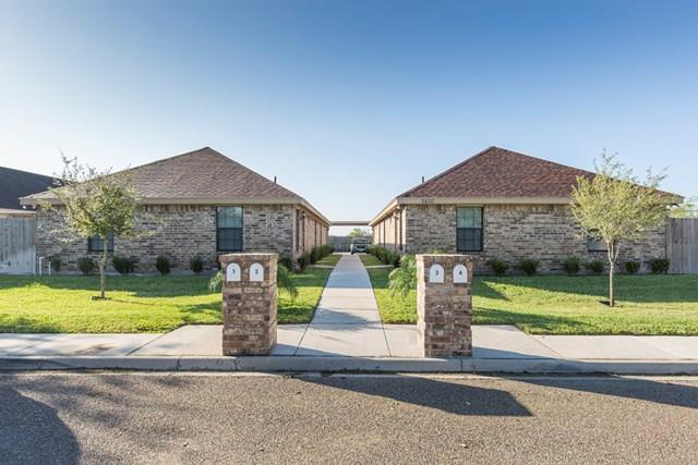 2420 Moonlight Lane, Edinburg, TX 78541 (MLS #214121) :: Jinks Realty