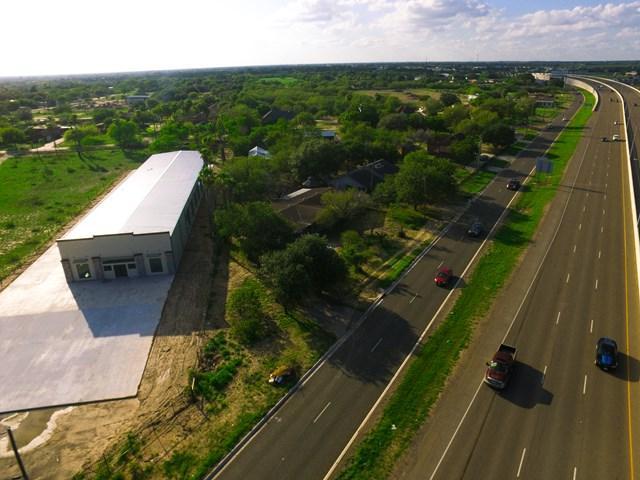 1205 E Expressway 83, Palmview, TX 78572 (MLS #214134) :: Jinks Realty