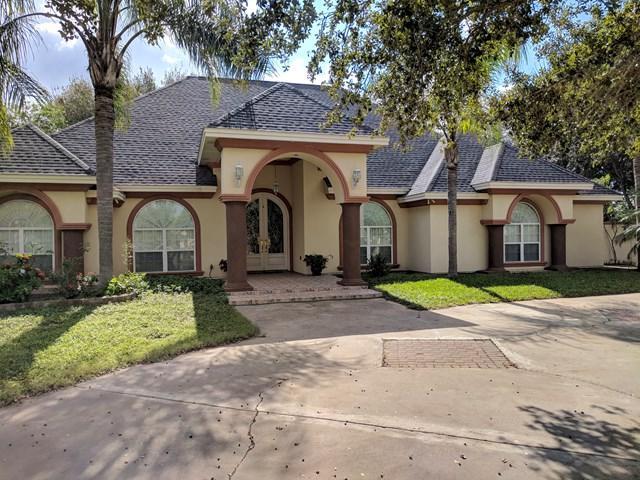 6901 Mile 7 1/2, Mcallen, TX 78573 (MLS #214141) :: The Deldi Ortegon Group and Keller Williams Realty RGV
