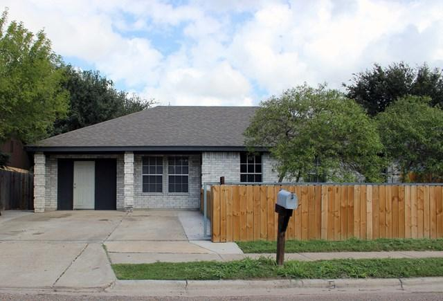 1005 Stonegate Drive, Mission, TX 78574 (MLS #214144) :: The Deldi Ortegon Group and Keller Williams Realty RGV