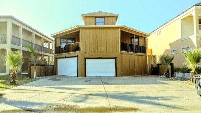 122 E Capricorn Street, South Padre Island, TX 78597 (MLS #214241) :: The Lucas Sanchez Real Estate Team
