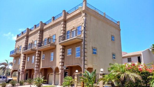 110 E Coronado #102, South Padre Island, TX 78597 (MLS #214252) :: The Lucas Sanchez Real Estate Team